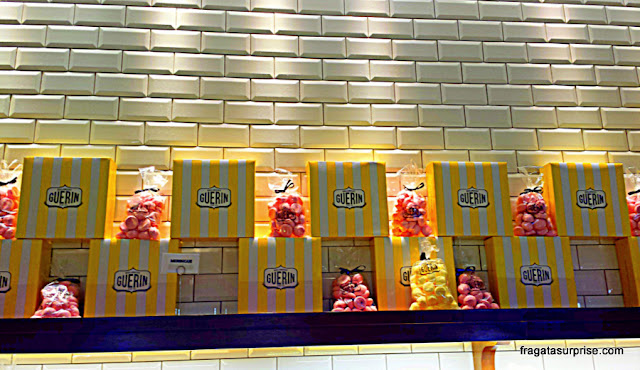 Comer no Rio de Janeiro - Boulangerie Guerin, Copacabana