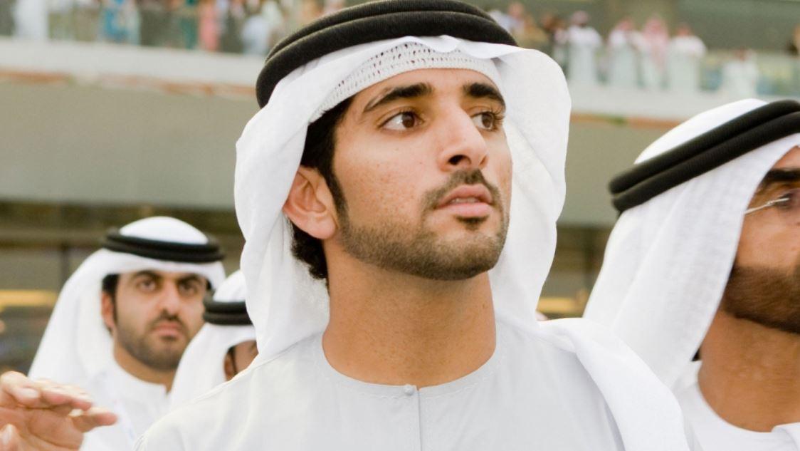 '5 Pangeran Tampan Dari Jazirah Arab'