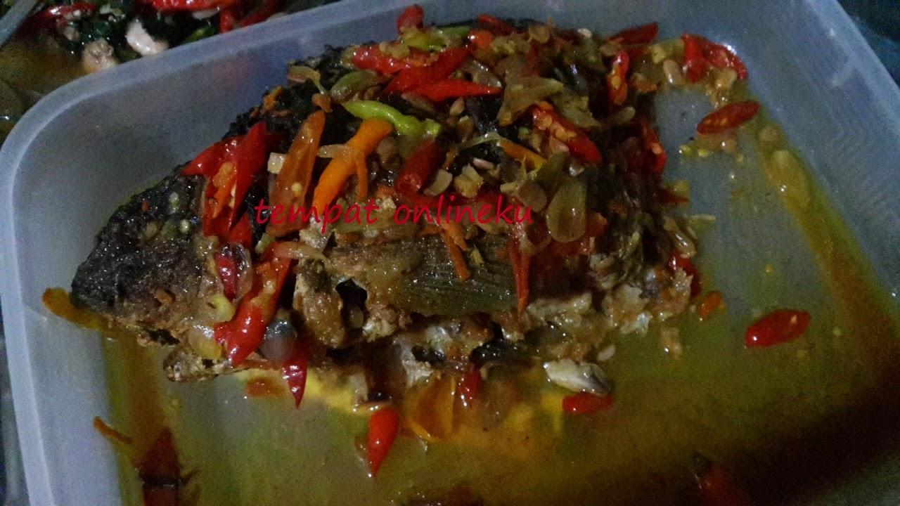 resep ikan mas bumbu tauco