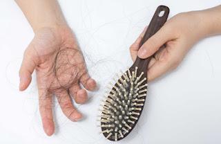 Mengatasi rambut rontok dengan bahan alami