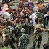 Banyak yang Pingsan Saat Jokowi Berkampanye di Brebes