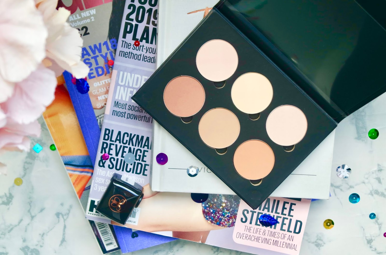 First Impression: Anastasia Beverly Hill Contour Kit