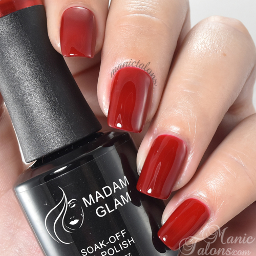 Madam Glam Gel Very Chic Swatch