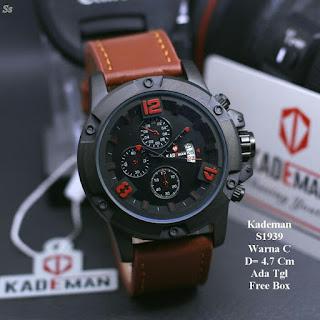 Daftar Harga Jam tangan, Jam tangan kademan