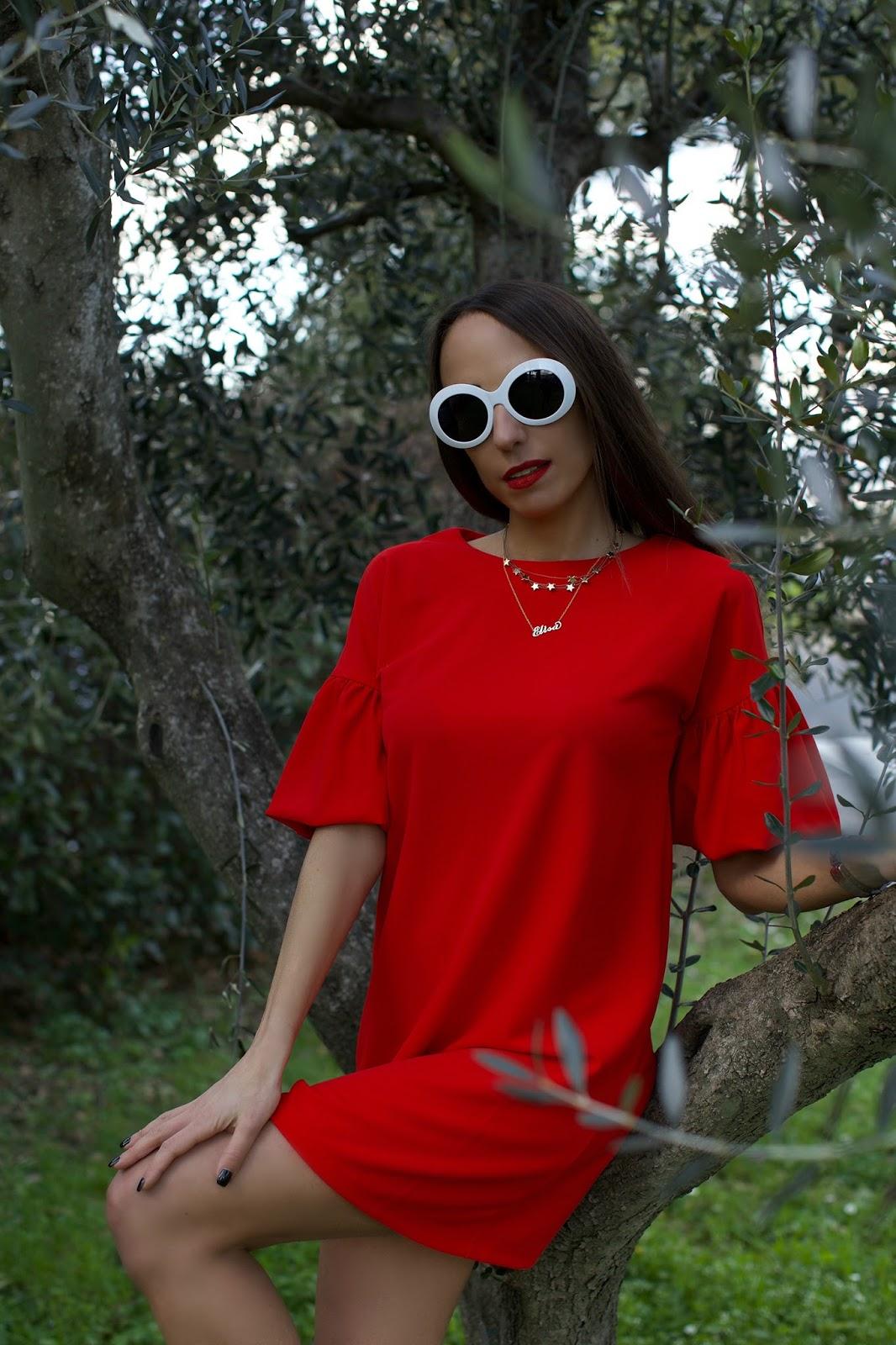 rosso colore tendenza