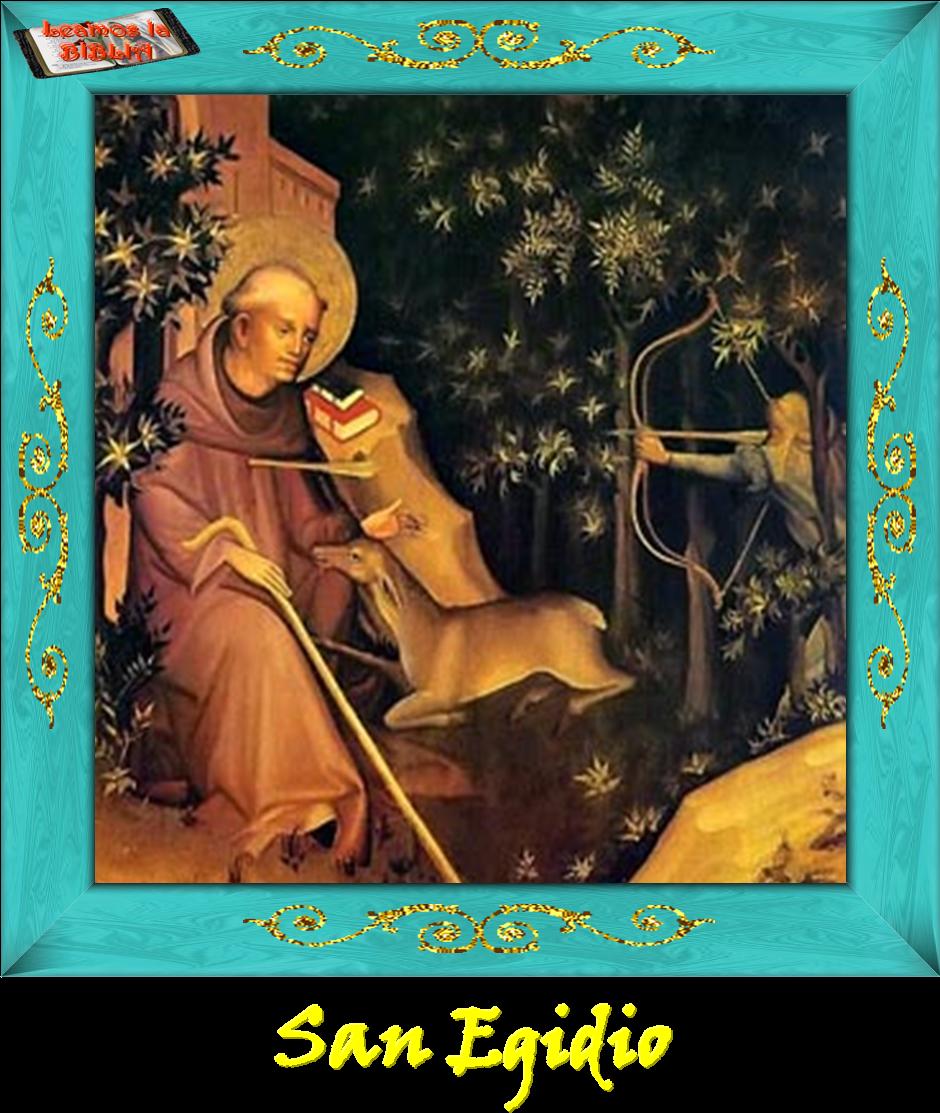 Resultado de imagen de San Egidio