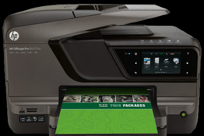 HP Officejet Pro 8600 Plus e-All-in-One Driver Download