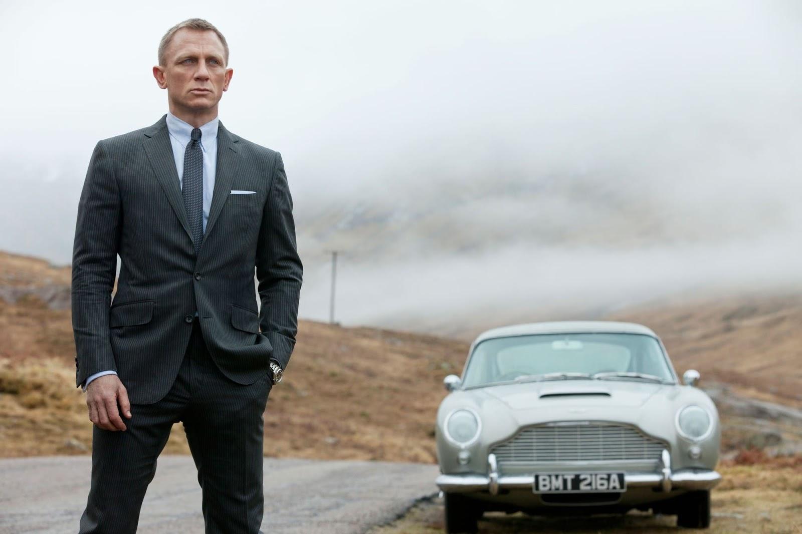 007 Sem Tempo para Morrer será o mais longo da franquia