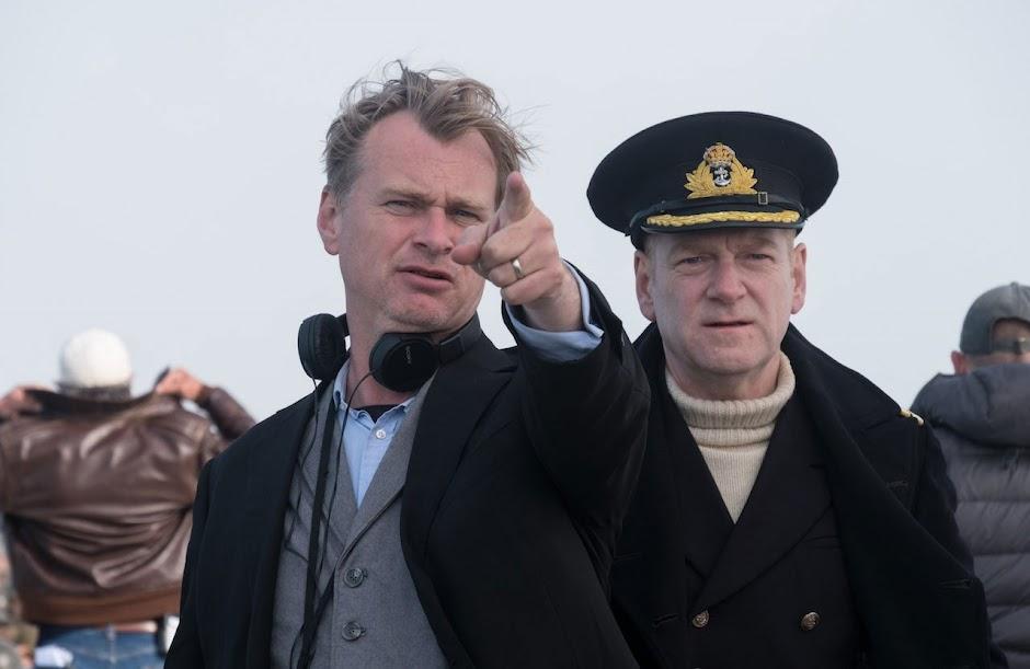 Dunkirk | Vídeos dos bastidores e imagens inéditas do épico de guerra de Christopher Nolan