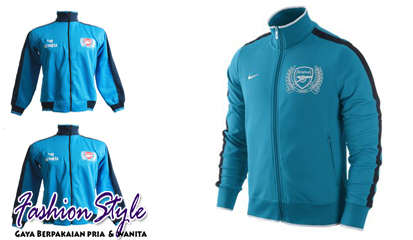 Model Jaket Arsenal