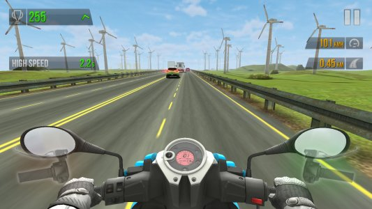 Traffic Rider Mod Apk download gratis