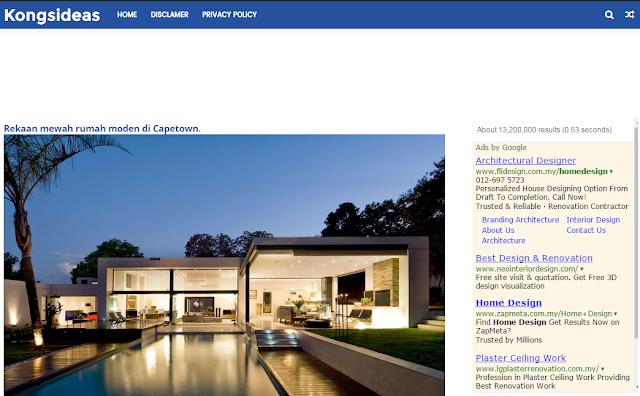 Blog tentang Home & Interior Design