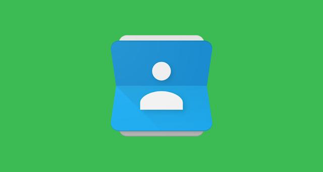 Google Contact Sekarang Tersedia Untuk Semua Smartphone Android