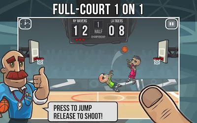Download Basketball Battle MOD APK v2.0.14 for Android HACK Unlimited Money Terbaru 2018