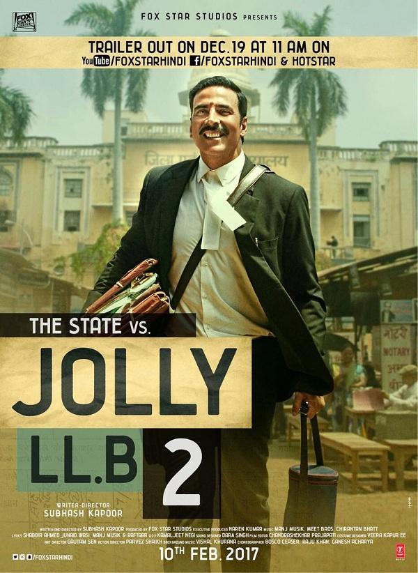 Jolly LLB 2 (2017) Hindi 720p BRRip Full Movie Download