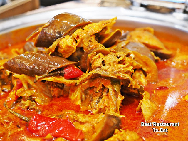 Kari Kepala Ikan (Fish Head Curry) Kuala Lumpur Ramadhan Buffet 2018 WP Hotel