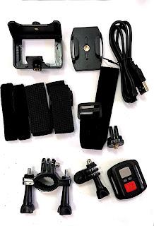 accessori per telecamera 4 k wifi