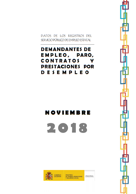 PARO REGISTRADO NOVIEMBRE 2018