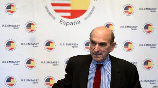 EE.UU: Estados Unidos discutirá la actividad de la petrolera española Repsol en Venezuela.