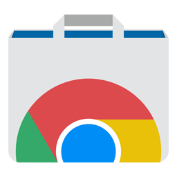 Preview of chrome store, chrome browser store, folder icon