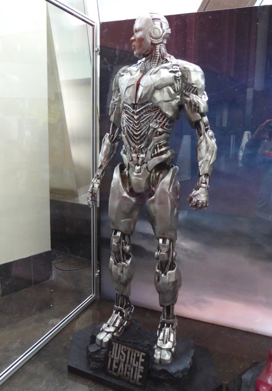 Justice League Cyborg costume