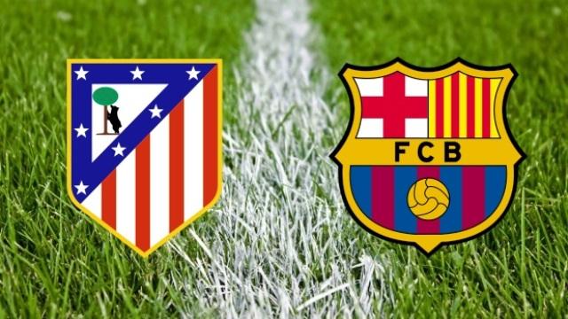 Assistir Atlético Madrid x Barcelona Ao Vivo Online Grátis