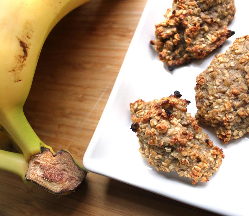 Oppskrift Bananbiter Etter Trening Snacks Banan Havregryn Sunn Kosemat