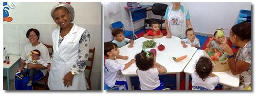 Nutricionista escolar