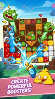 Angry Birds Blast Offline Screenshot