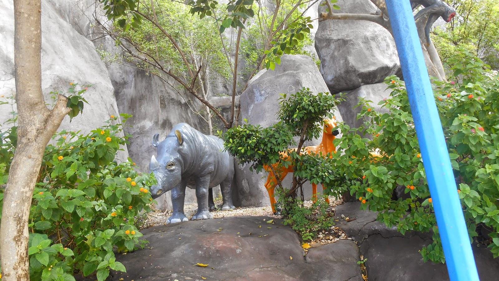вот такой носорог