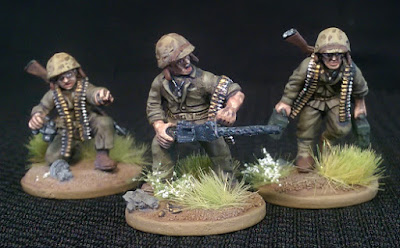 28mm USMC MMG conversion medium machine gun conversion