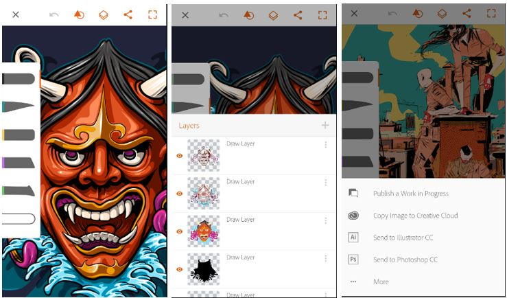 best drawing app for android phone