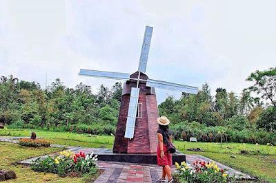 foto paling keren dan hits di Merapi Park dengan tema The World Landmarks yang akan mencip Inilah Tempat Keren Merapi Park The World Landmarks Yang Bakal Menciptakan Kau Keliling Dunia