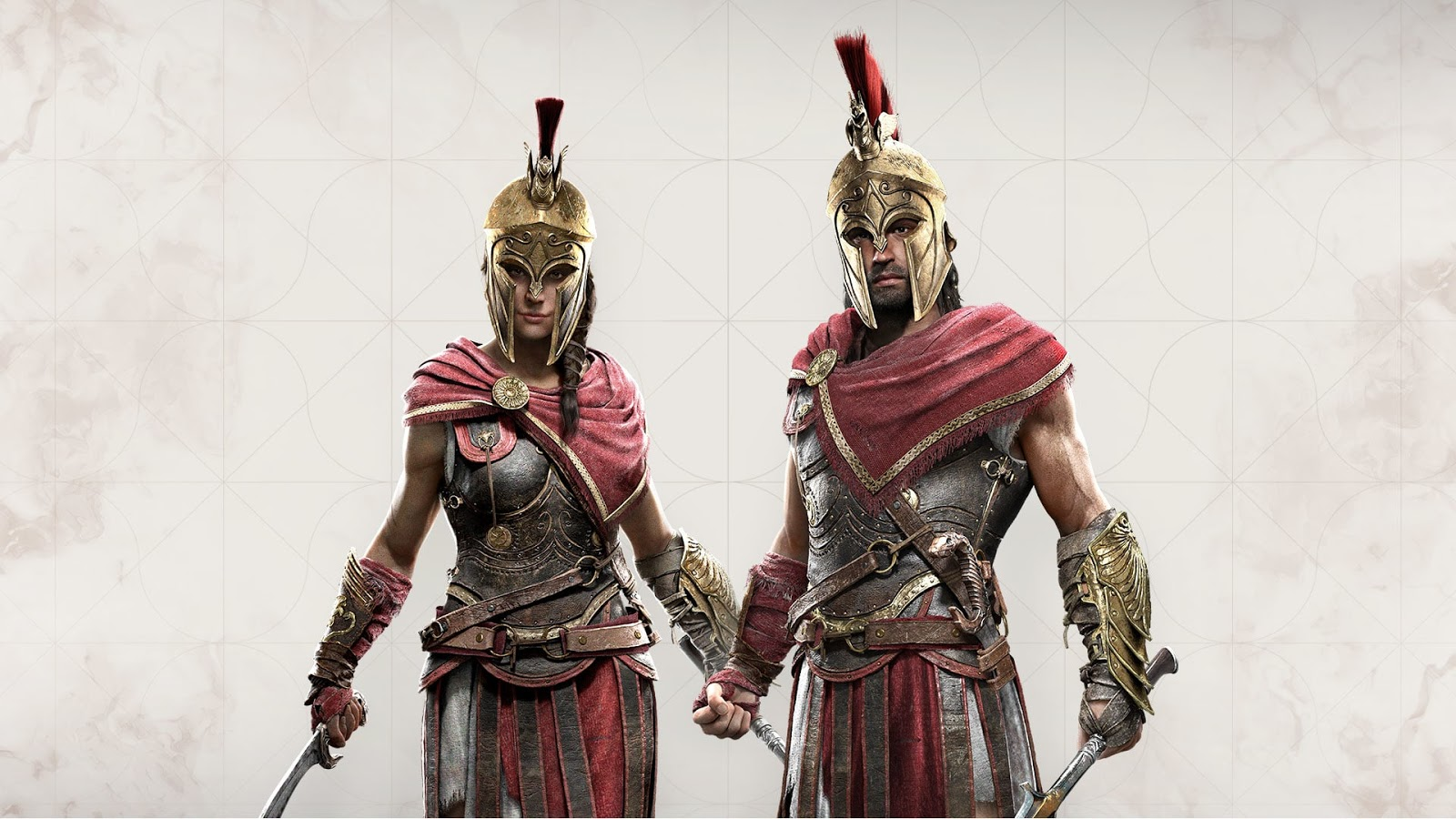 Assassin S Creed Odyssey Alexios Kassandra Children Of Sparta On