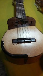 Charango Claudio Rojas Caro (luthier)