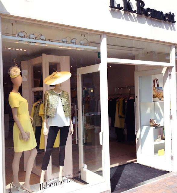 Joanne Edwards Millinery & L.K.Bennett Shopping Events