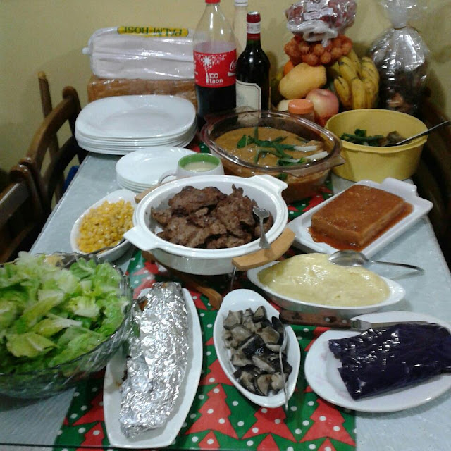 Casa Baluarte Filipino Recipes New Year Spreadwhat U0027s For Noche