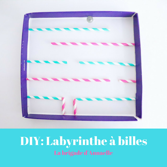 bricolage-labyrinthe-a-billes-maternelle