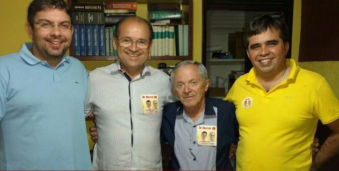 Valberto do Serrano adere à candidatura de Zé Aílton