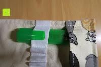 Textmarker: Damero Rollentasche für Gelstift Schreibzubehör gerollter Halter mit Leiwand für Buntstift Reiseorganisator-Beutel für Künstler, Mehrzweck (keine Bleistifte im Lieferumfang enthalten), 48 Löcher, Katzen