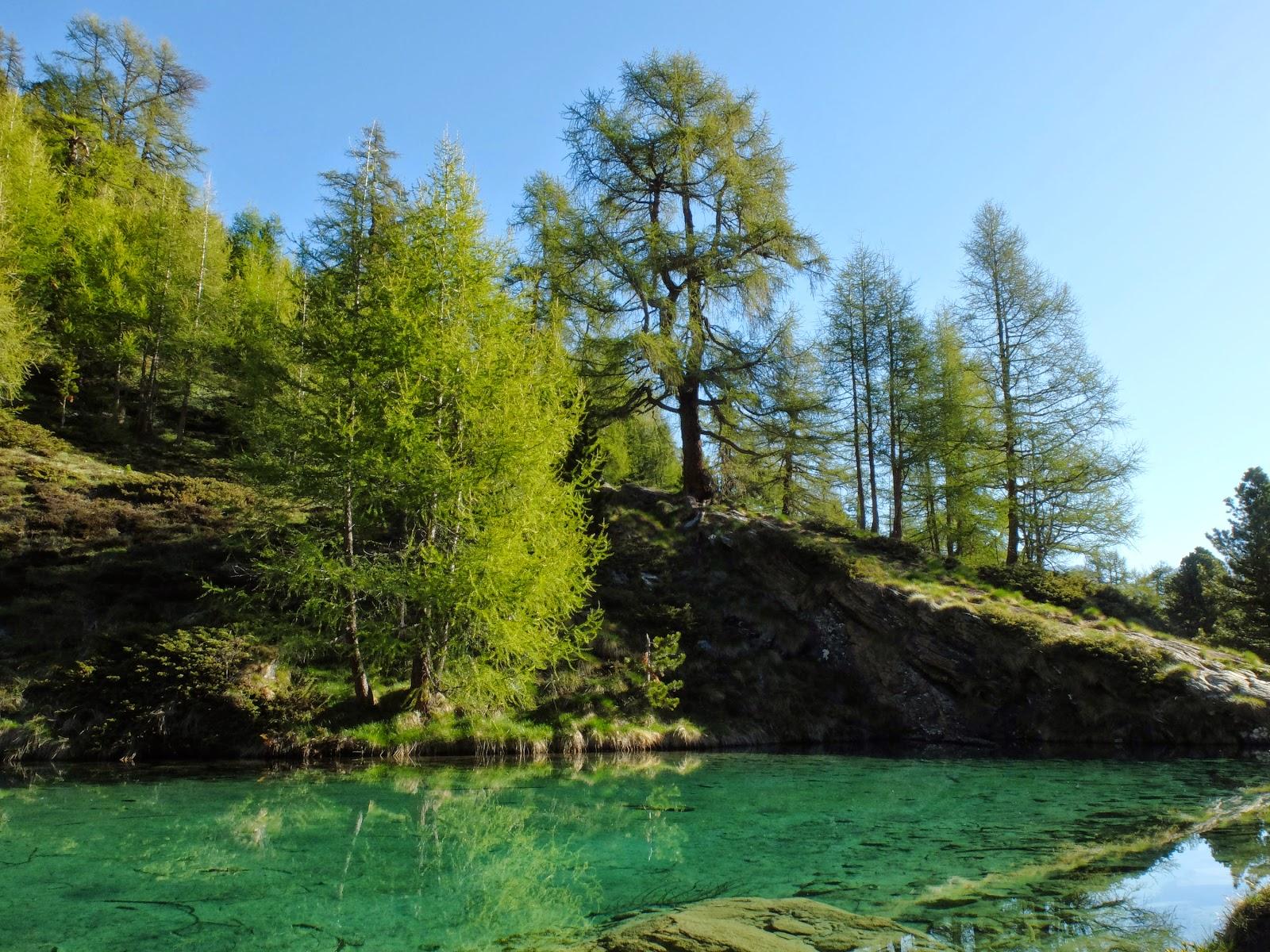 Randonnée trekking valais - Val d'hérens