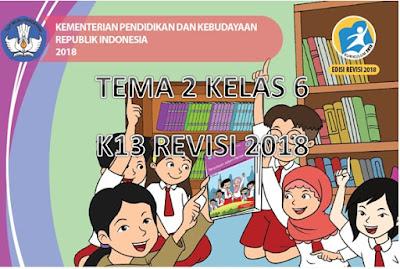 Download RPP Kelas 6 K13 Revisi 2018 Tema 2 Persatuan Dalam Perbedaan