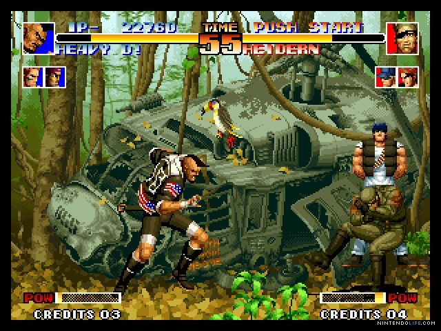 15 SNK NEO GEO Classics Free For PC