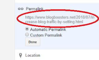 Permalink Blogger