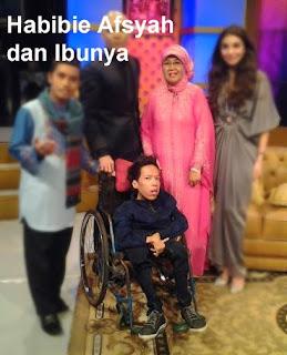 Kisah Sukses Habibie Afsyah