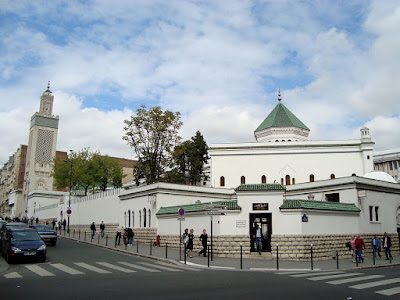 Grand Mosque Paris