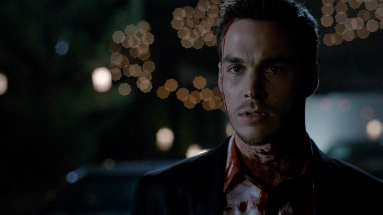 Kai Parker en 'The Vampire Diaries'