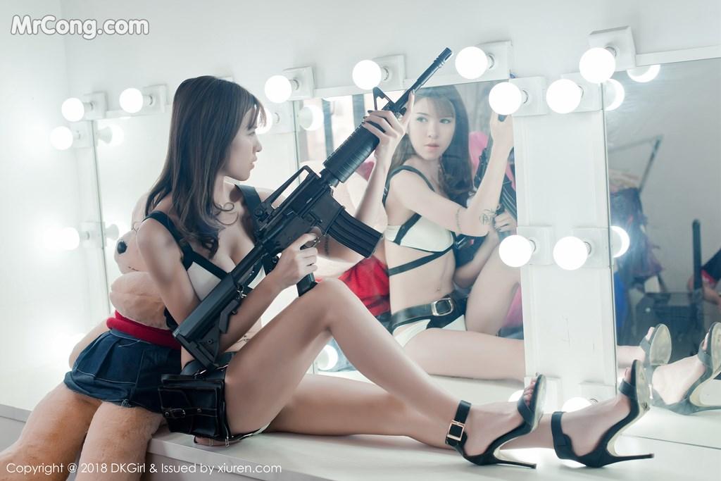 Image DKGirl-Vol.065-Cai-Le-Er-MrCong.com-006 in post DKGirl Vol.065: Người mẫu Cai Le Er (蔡乐儿) (50 ảnh)