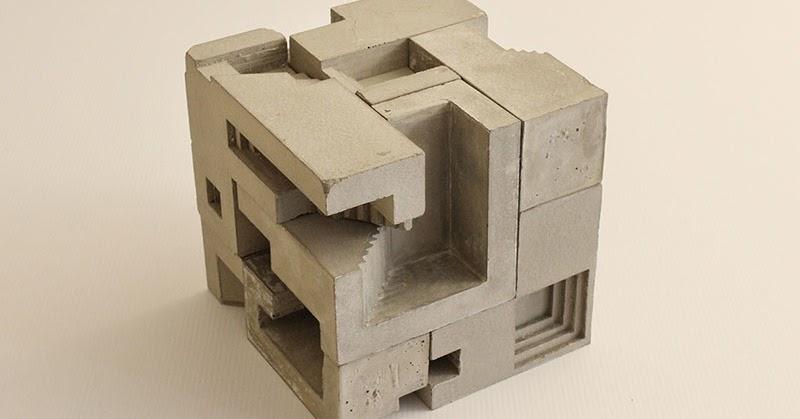 Brutalist Concrete Sculptures By David Umemoto